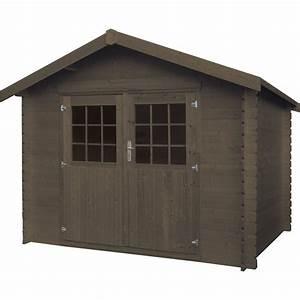 Abri De Jardin Ouvert : abri de jardin en bois flore m p 28 mm leroy ~ Premium-room.com Idées de Décoration