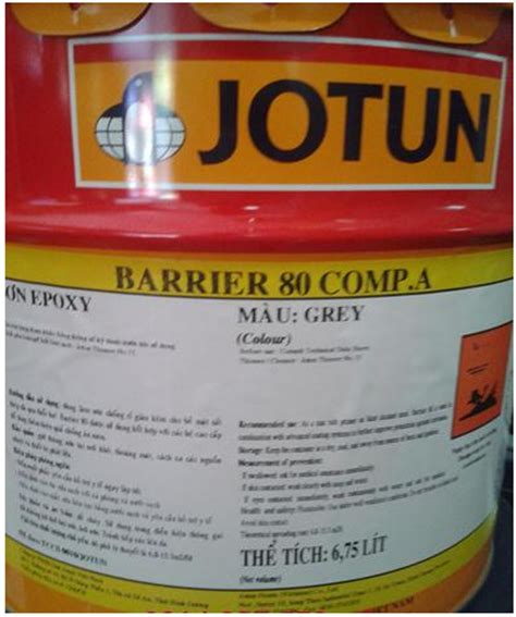 jotun barrier  primers paints wall putty varnishes