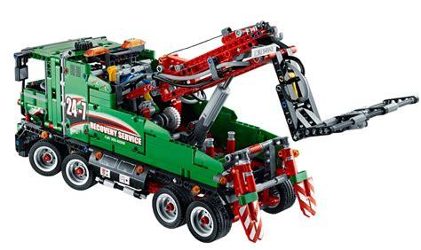 technic truck technic service truck 42008