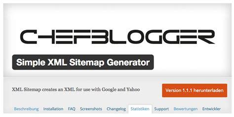 +400 Aktive Sitemap Plugin Installationen