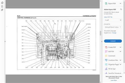 Factory Workshop Service Repair Manual Hyundai Tucson