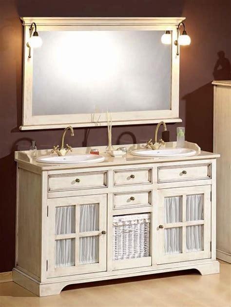 Badezimmermöbel Eiche Rustikal waschtischunterschrank antik bestseller shop f 252 r m 246 bel