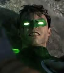 voice of green lantern hal dc universe