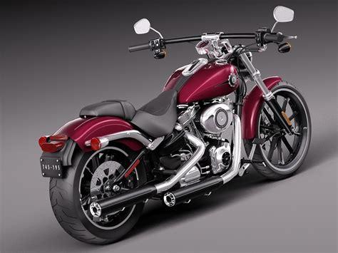 Harley-davidson Softail Breakout 2015