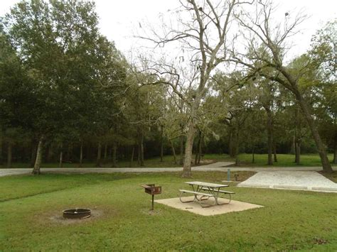 brazos bend state park standard campsites water  amp electricity texas parks wildlife