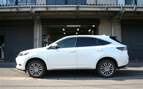 toyota 4wd models comparison toyota harrier 2015 4wd hybrid vs toyota