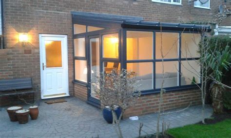 Lean To Conservatories   Coral Windows