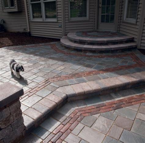 Unilock Steps - photos