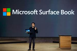 Microsoft Surface Book 2 Launch Date Delayed : Tech ...