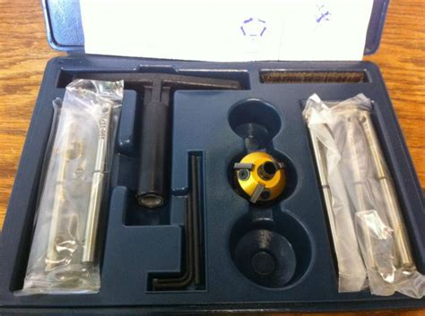 Sell Neway Valve Seat Cutter Kit Motorcycle In Farmington