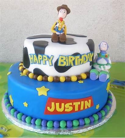 Toy Story Birthday Cakes Cake Toys Decoration