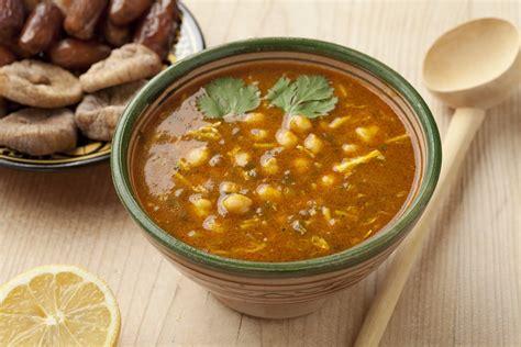 recette de cuisine ramadan recette de la harira soupe traditionnelle du ramadan