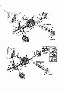 Craftsman 919769020 Pressure Washer Parts
