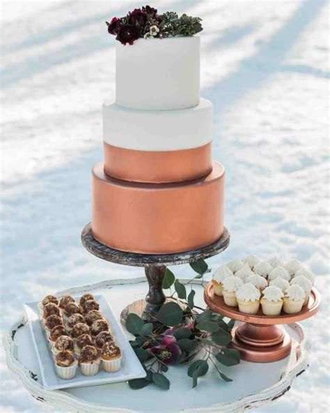 winter wedding ideas   cozy festive fete martha