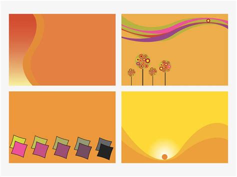 business cards backgrounds vector art graphics