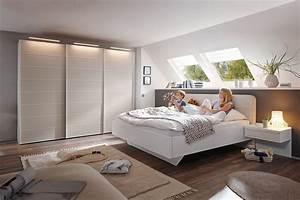 Schlafzimmer In Weiß Einrichten : sinfonie plus von staud schlafzimmer wei sand komplett ~ Michelbontemps.com Haus und Dekorationen