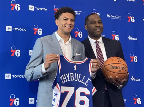 We would like to show you a description here but the site won't allow us. Sixers Matisse Thybulle - And what was with their other ...