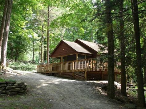 cabin rentals in pa lakeside chalet with boat dock 4 vrbo
