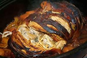 Caribbean Recipe Of The Week - Pot Roasted Fresh Pork Leg