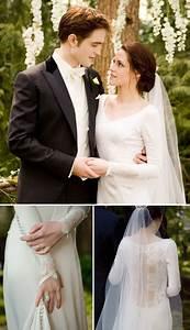wedding bella s ohhellwhatthehell With bella twilight wedding dress
