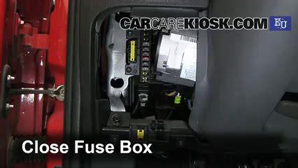 fuse box   fiat punto  wiring diagram