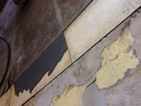 ripped  vinyl sheet flooring flooring diy chatroom