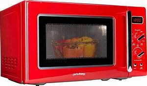 Mikrowelle Günstig Online Kaufen : privileg retro mikrowelle mit grill 20 liter garraum 700 watt rot online kaufen otto ~ Bigdaddyawards.com Haus und Dekorationen