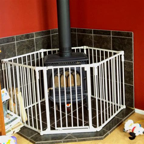 safety cage  fireplace  kids home home