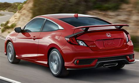2017 Honda Civic Si Price by Honda Civic Si 2017 Specs Features Price More