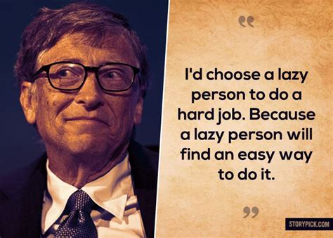 12 Inspiring Quotes By Tech Wizard Bill Gates That'll Spur ...