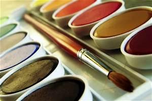 Malen Mit Wasserfarben : malkasten mit wasserfarben richtig verwenden so geht 39 s ~ Orissabook.com Haus und Dekorationen