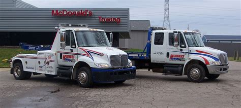 Mcdonald's Towing & Rescue-towing-kalamazoo, Mi