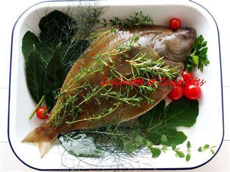 cuisiner du carrelet recettes de carrelet et cuisine au four