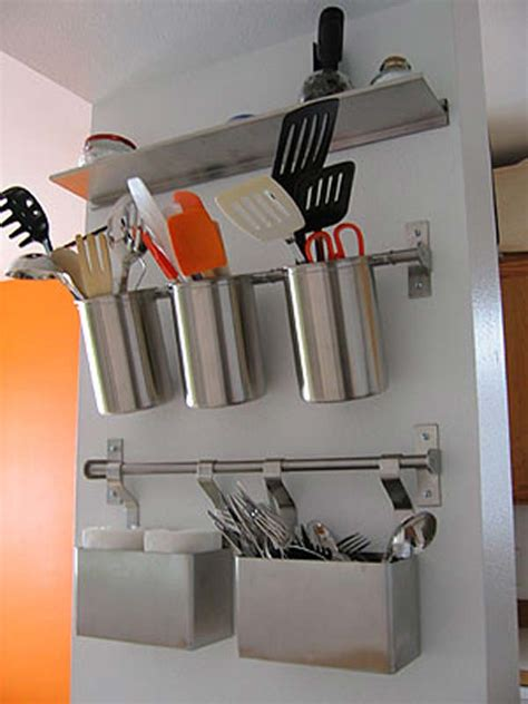 kitchen forks and knives top 27 clever and diy cutlery storage solutions