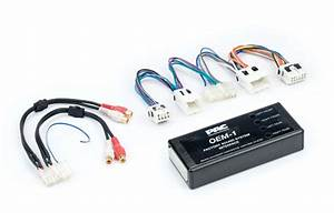 Add An Aftermarket Amplifier Harness For Select Nissan Pac Aoem-nis2