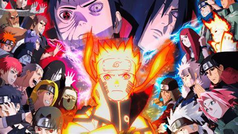 El Anime Naruto Shippuden Se Tomará Dos Semanas De