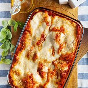 Weight Watchers Easy Cheese Lasagna
