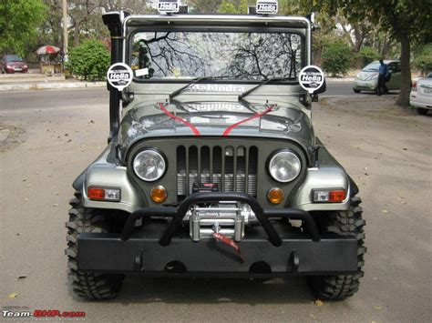 indian jeep modified pics tastefully modified cars in india page 151 team bhp