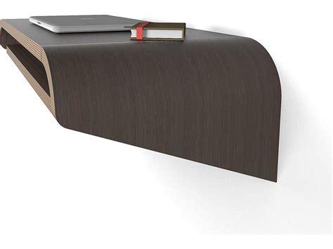 wall mounted pull out desk orange22 minimal walnut 36 39 39 l x 16 39 39 d rectangular small