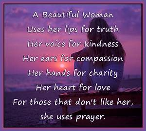 Beautiful Christian Quotes For Women. QuotesGram