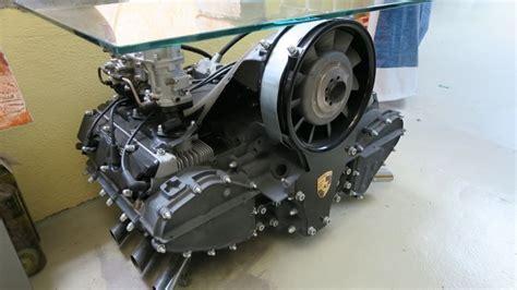 dekoration porsche motor tisch 2000 2000 catawiki