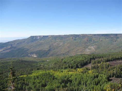 Grand Mesa National Forest - Colorado Adventures Near Palisade