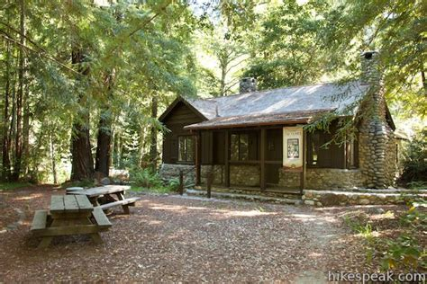 big sur cabins pfeiffer big sur state park cground big sur