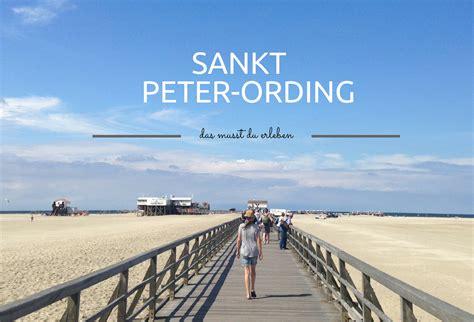 Reisetipps Sankt Peter-Ording - Reiseblog Travel Sisi