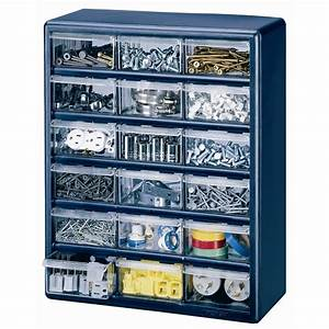 shop stack on 15 in x 185 in 18 blue plastic drawer at With kitchen cabinets lowes with binder stickers
