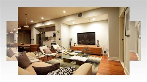 Combined Living Room And Dining Room Home Design Ideas