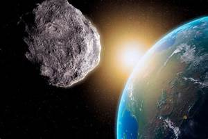 Asteroid heading for Earth: Massive 2017 AG13 just misses ...