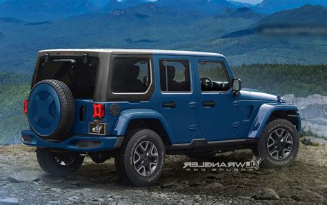 jeep wrangler pickup release date price spy shots
