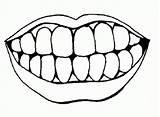Lip Coloring Drawing Lips Getdrawings sketch template