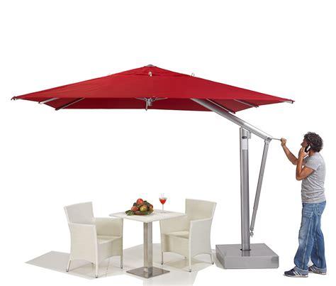 toscana large cantilever garden parasol